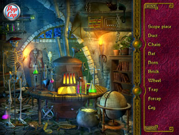 The Wizard's Pen screen shot