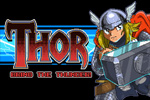 The God of Thunder is really angry and is ready to bring the thunder! Play Thor: Bring the Thunder online today and help him fight justice!