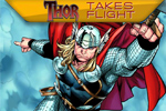 Thor is called upon by Odin to restore order to the Nine Worlds. Can he defeat his most feared enemies? Play Thor Takes Flight for free!