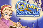 3 Days: Zoo Mystery features unique & interactive hidden object gameplay!