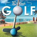 3D Minigolf - logo