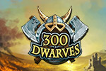 Lead a legendary, dwarven mercenary band against the formidable green horde in the tower defense game 300 Dwarves!