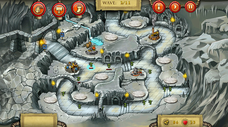300 Dwarves screen shot