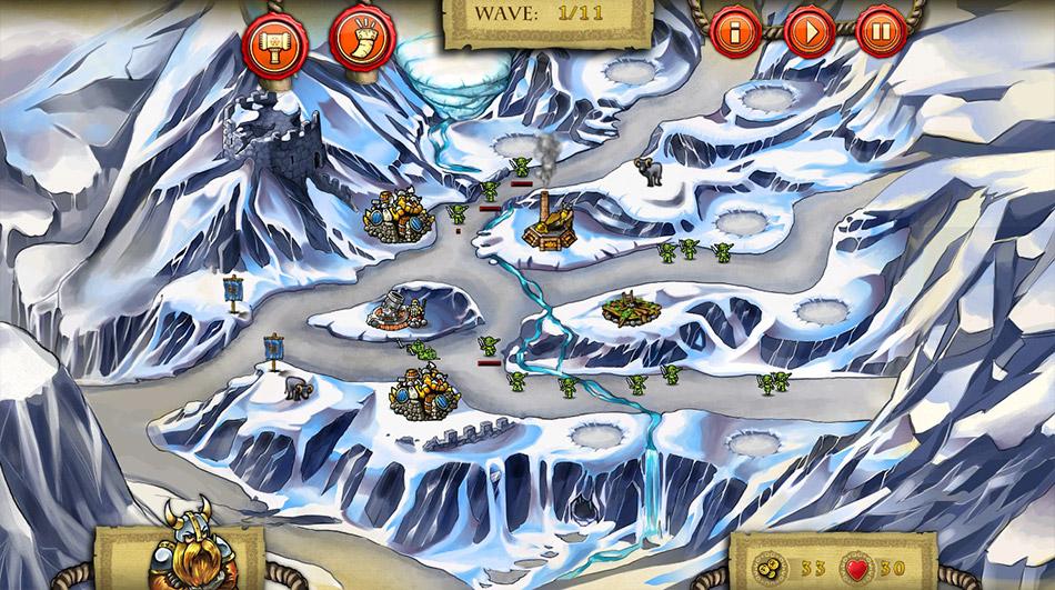 300 Dwarves screen shot