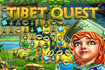 Tibet Quest is a match 3 puzzler through the legendary city of Shangri La!