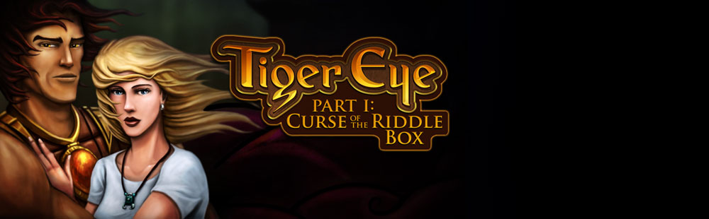 Tiger Eye - Curse of the Riddle Box