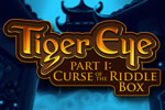 Find mystery, magic, and romance in Tiger Eye - Curse of the Riddle Box!