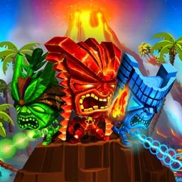 Tiki Gods: Ancient Times - Kumulipo - Puzzle a new planet in Tiki Gods: Ancient Times - Kumulipo today! - logo