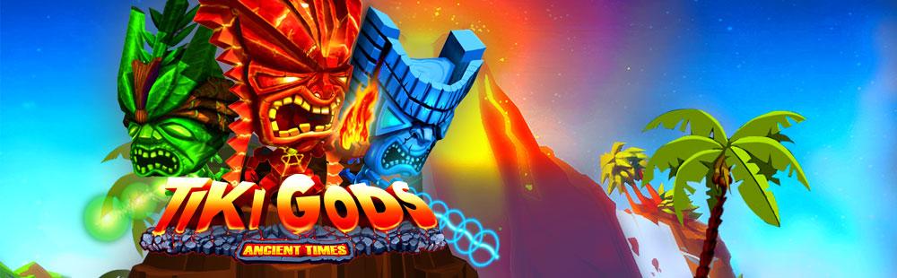 Tiki Gods: Ancient Times - Kumulipo