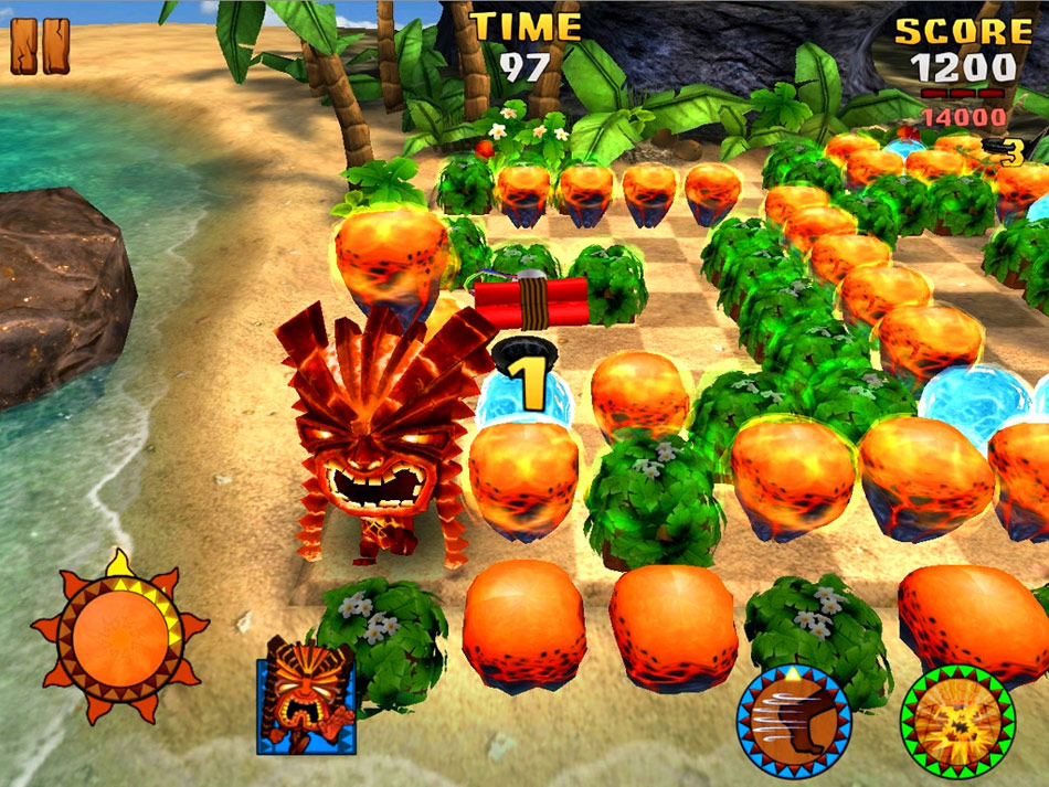 Tiki Gods: Ancient Times - Kumulipo screen shot