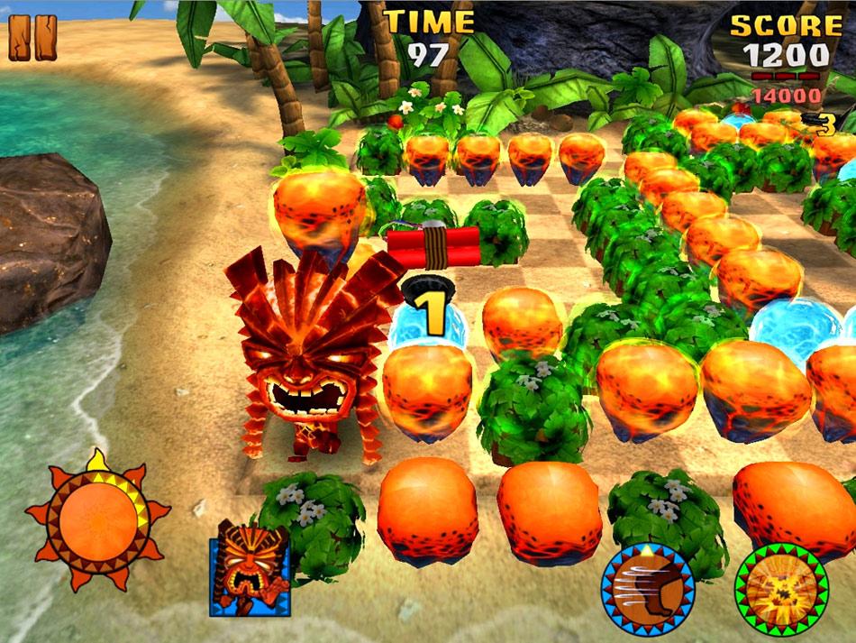 Tiki Gods: Ancient Times - Kumulipo screen shot