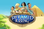 Race the clock to bring hope back to the Egyptians in the time-management gem, The Timebuilders: Pyramid Rising!