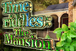Recreate the past by finding hidden objects in Time Riddles: The Mansion!