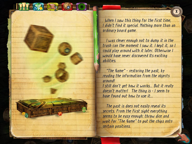 Time Riddles: The Mansion screen shot