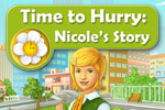 This fun Time Management game has you running errands and solving puzzles in exciting places. Play Time to Hurry: Nicole's Story now!