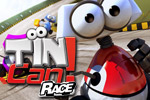 Help TINCan robots race each other around eight zippy tracks with fun bonuses and pitfalls. Zoom to the finish in TINcan Race!