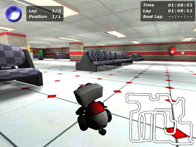 TINcan Race screen shot