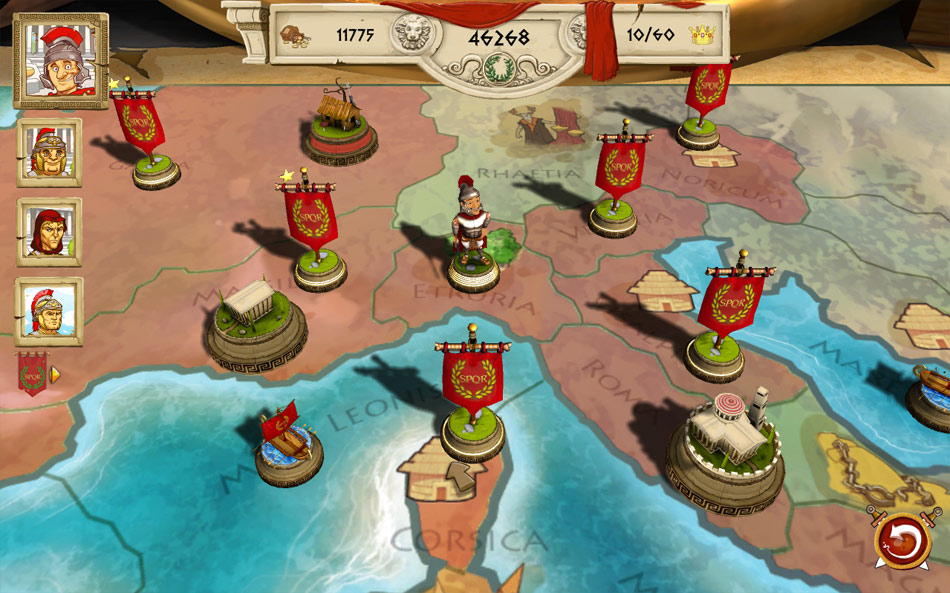 Tiny Token Empires™ screen shot