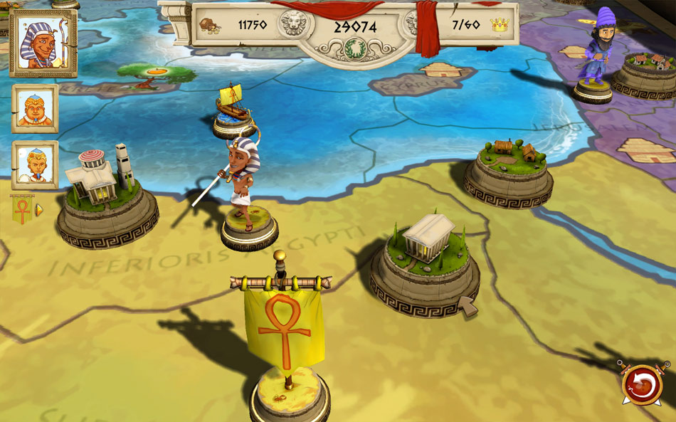 Tiny Token Empires™ screen shot
