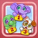 Tiny Tots Zoo Volume 1-3 - logo