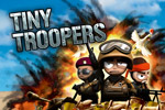 It's a bloody mess!  Lead your tiny soldiers through 30 deadly missions in the action strategy game Tiny Troopers!