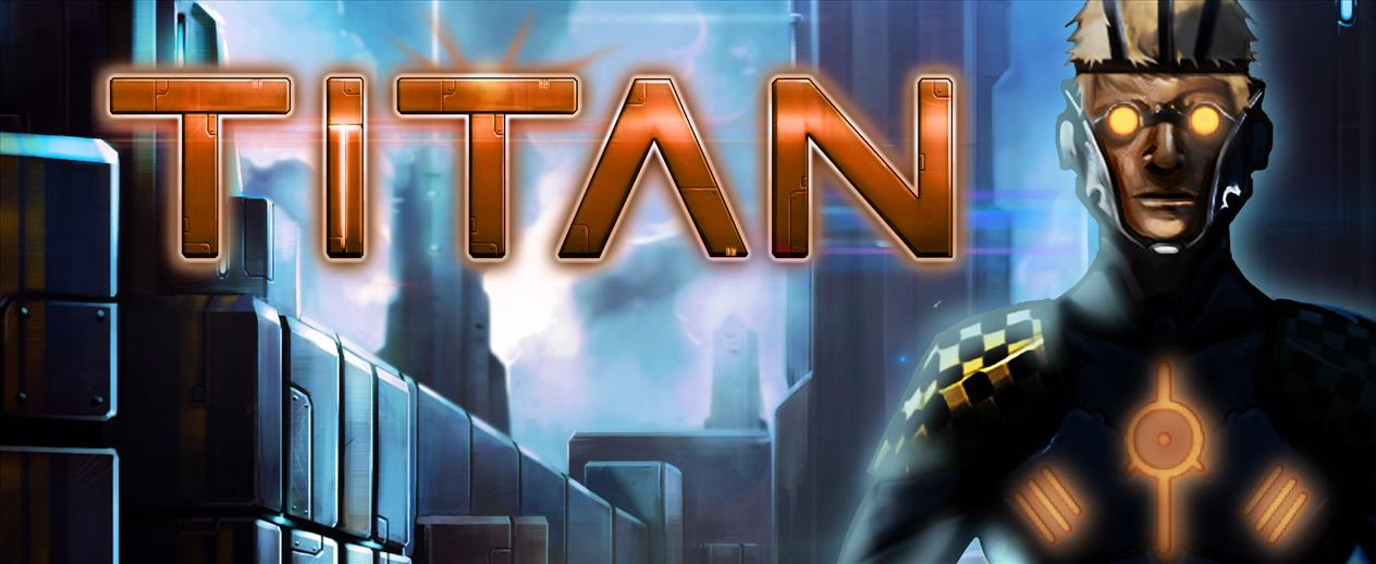 Titan - The classic brick breaker is back!