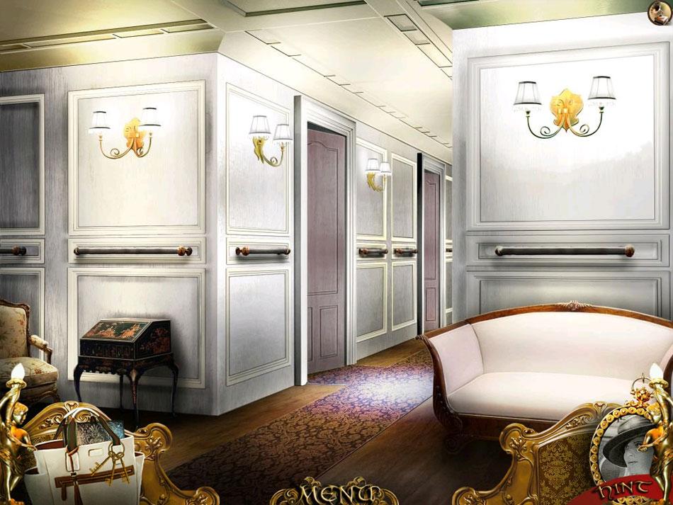 Titanic's Keys to the Past screen shot