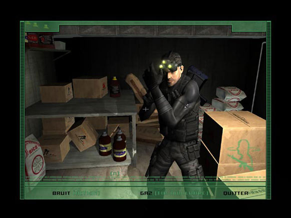Tom Clancy's Splinter Cell screen shot
