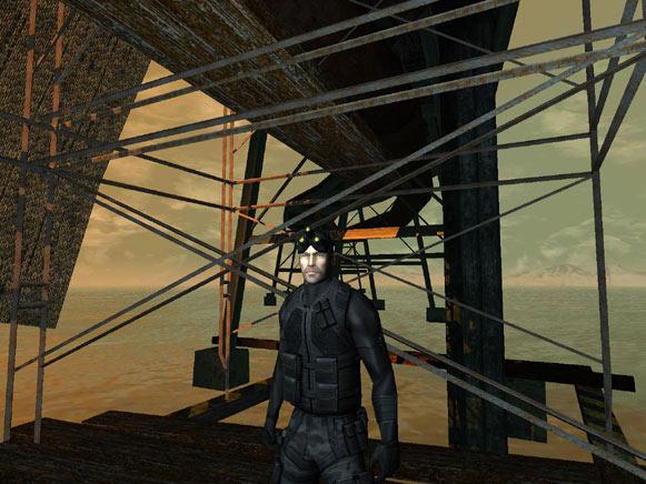 Tom Clancy's Splinter Cell screen shot