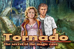 Tornado is a fascinating Hidden Object game about kids fighting through unexpected obstacles and solving intricate puzzles to find their way home!