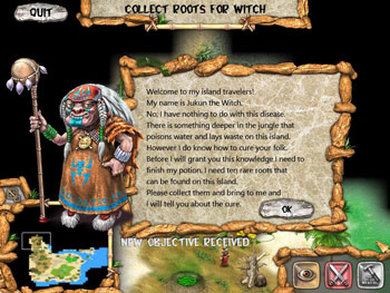 Totem Tribe screen shot