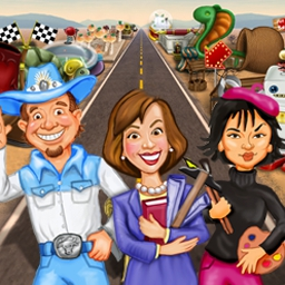 Tourist Trap - Build the Nation's Greatest Vacations! - Build the nation's greatest (and tackiest) vacations in Tourist Trap! - logo