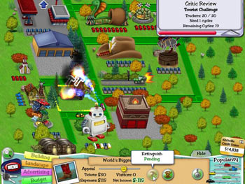 Tourist Trap - Build the Nation's Greatest Vacations! screen shot