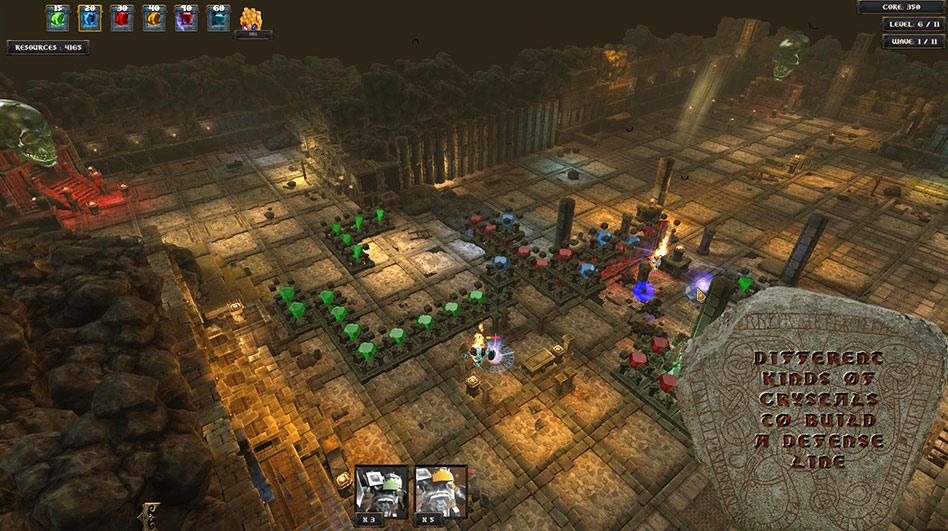 Tower of Tiestru screen shot