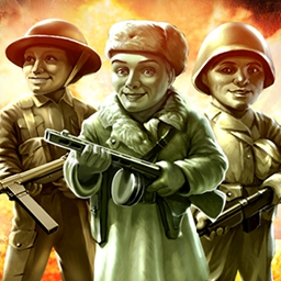 Toy Defense 2 - Recruit troops, upgrade units and manage it all to create your own powerful army in Toy Defense 2, a WWII-themed tower defense game! - logo