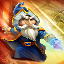 Toy Defense 3: Fantasy - Recruit and train a powerful army to defend your castle in the tower defense game Toy Defense 3: Fantasy! - logo