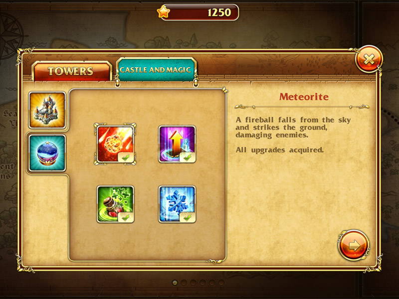 Toy Defense 3: Fantasy screen shot