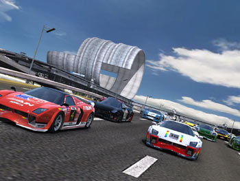 Track Mania United screen shot