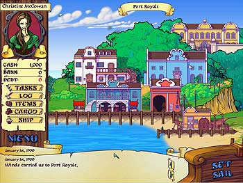 Tradewinds 2 screen shot