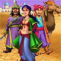 Tradewinds - Caravans - Travel the bustling Silk Road trading goods and exploring legends. - logo