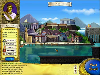 Tradewinds Legends screen shot