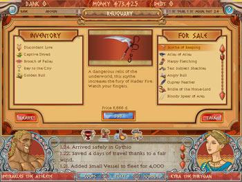 Tradewinds Odyssey screen shot