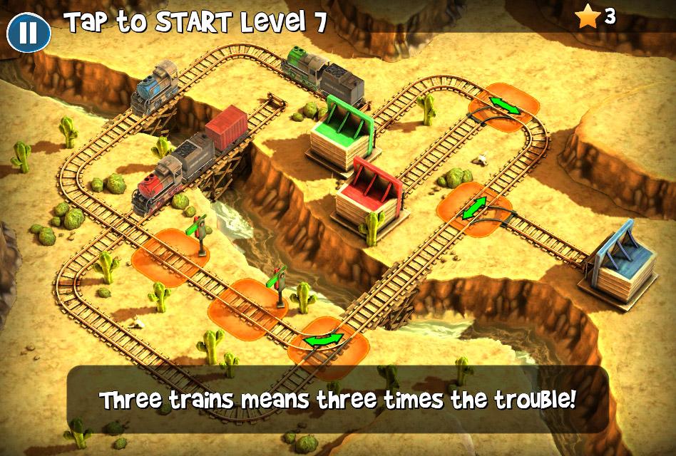 Trainz Trouble screen shot