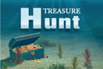 Play Treasure Hunt online for FREE and satisfy your urge to match colorful treasures and make them disappear!