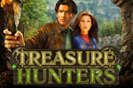 Treasure Hunters is a puzzle and adventure game with plot twists, charismatic characters, and a  great soundtrack!