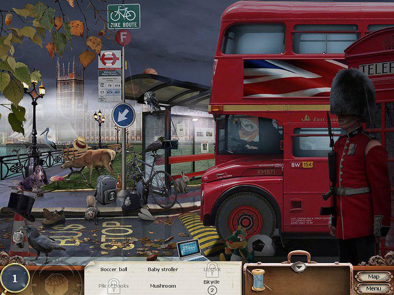 Treasure Masters Inc: The Lost City screen shot