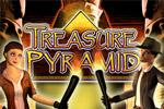 Journey through Egypt and discover the elusive Treasure Pyramid!