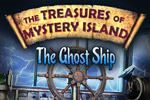 Mystics, aliens, and ghosts come together in The Treasures of Mystery Island: The Ghost Ship, a piping hot hidden object adventure!