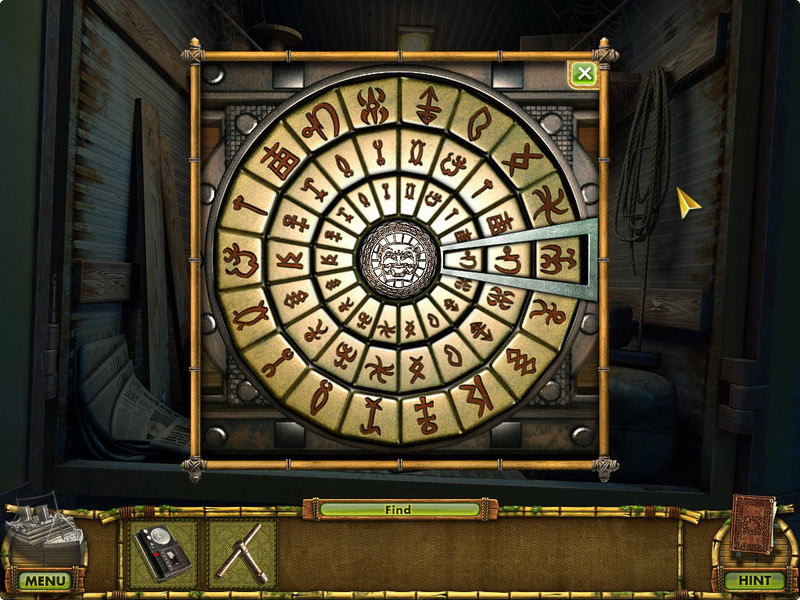 The Treasures of Mystery Island: The Ghost Ship screen shot