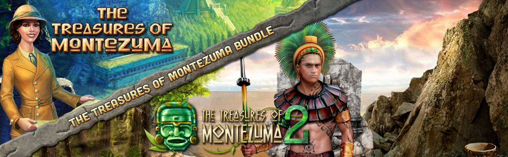 The Treasures of Montezuma Bundle